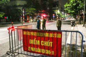 Gần 1 tháng thực hiện giãn cách xã hội, tình hình dịch tại Hà Nội ra sao?