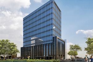 LienVietPostBank chi hơn 400 tỉ đồng thuê 6 tầng tòa nhà Thaiholdings Tower của bầu Thụy