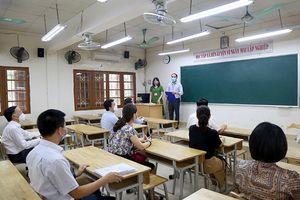 Hà Nội: 184 điểm thi THPT phải tổ chức diễn tập, không để lúng túng