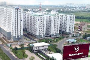 Doanh thu tài chính tăng mạnh, Nam Long báo lãi quý 3 gấp 10 lần
