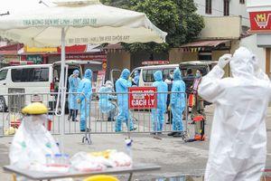 Kết thúc cách ly y tế thôn Hạ Lôi sau 28 ngày