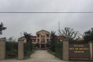 Nam Trực (Nam Định): Có hay không việc cựu Trưởng Công an xã Điền Xá bao che sai phạm?
