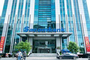 Loạt công ty bất động sản bị Sacombank siết nợ