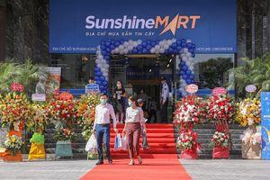 Trải nghiệm tuyệt vời tại Sunshine Mart Center trong ngày khai trương