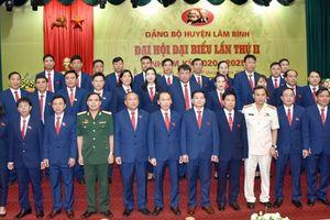 Tuyên Quang: Bầu trực tiếp Bí thư tại Đại hội Đảng bộ huyện Lâm Bình