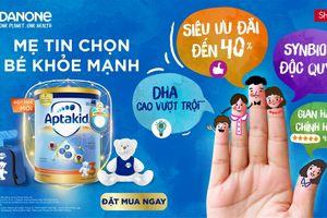 Danone Specialized Nutrition giới thiệu sản phẩm trên Shopee, khởi động trào lưu sống khỏe tại Đông Nam Á