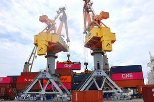 Nhập khẩu tăng cao đến từ nhu cầu nhập khẩu nguyên vật liệu