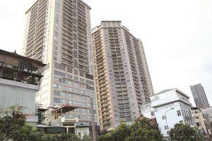 Dòng tiền vào bất động sản đang mạnh lên
