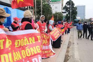 Khách hàng dự án TNR Stars Đồng Văn miệt mài đi đòi nhà