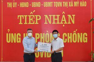 Nestlé Việt Nam tiếp sức dinh dưỡng phòng, chống dịch Covid–19