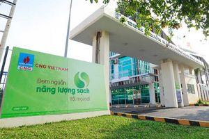 CNG Việt Nam tăng trưởng 64% doanh thu trong quí 2/2021