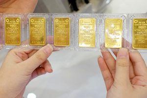 Giá vàng hôm nay 24/9: Vàng lao dốc mạnh, USD cũng đi xuống