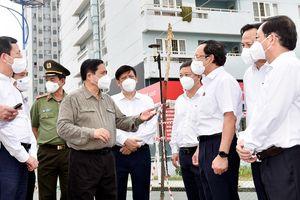 Thủ tướng Phạm Minh Chính: Sớm ngăn chặn, đẩy lùi đợt dịch lần thứ 4