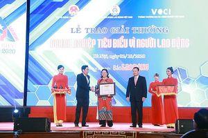 """Nestlé Việt Nam lần thứ 2 được vinh danh """"Doanh nghiệp tiêu biểu vì người lao động"""""""