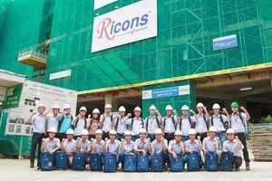 Xây dựng Ricons báo lãi quý 2 giảm 45% về 33 tỷ đồng