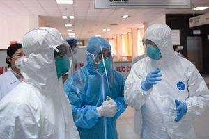 Buổi sáng ngày thứ 2 liên tiếp không ghi nhận ca mắc mới Covid-19 tại Việt Nam