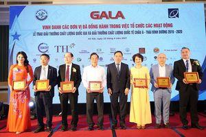 Tri ân các doanh nghiệp đồng hành cùng Giải Chất lượng Quốc gia