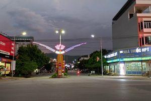 Hòa Bình: huyện Lương Sơn thực hiện giãn cách xã hội theo Chỉ thị số 16 để phòng, chống dịch Covid-19