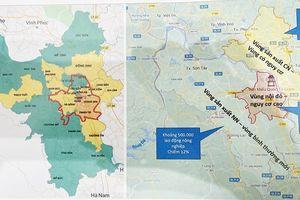Hà Nội: Những vùng nào tiếp tục giãn cách theo Chỉ thị 16 từ ngày 6/9 đến 21/9?