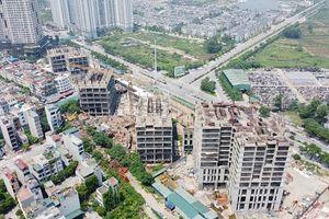 Chủ dự án tai tiếng Usilk City đang nợ gần 400 tỷ đồng tiền thuế