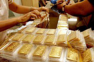Giá vàng hôm nay 16/9: Vàng tuột dốc bất chấp USD suy yếu