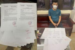 Hà Nội: Phát hiện 18 giấy đi đường khống tại huyện Sóc Sơn