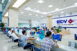 Ngay đầu tháng 7, BIDV huy động được hơn nghìn tỉ đồng trái phiếu