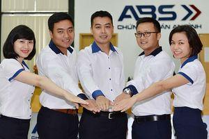 ABBS trả cổ tức bằng cổ phiếu 10%