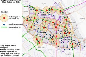 Quy hoạch không gian ngầm tại 4 quận nội đô lịch sử: Giải bài toán hạ tầng khi không còn quỹ đất