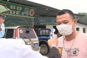 Video: Hà Nội lập 30 chốt kiểm soát người ra vào các cửa ngõ