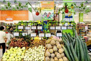 BRG Mart bán hàng không lợi nhuận hỗ trợ tiêu thụ nông sản Bắc Giang