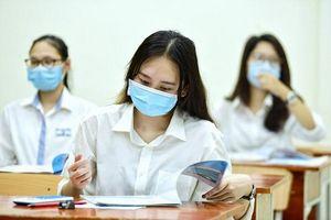 Hà Nội: Công tác phòng, chống dịch COVID-19 trong kỳ thi tuyển sinh vào lớp 10 THPT năm học 2021-2022