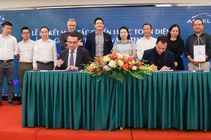 Tập đoàn Tân Á Đại Thành và Tập đoàn Artelia ký hợp tác chiến lược toàn diện