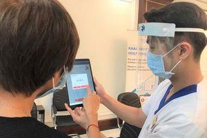 Hà Nội: Mở rộng đối tượng khai báo y tế điện tử phòng, chống dịch Covid-19
