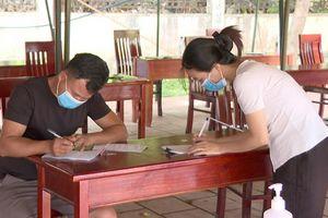 Tuyên Quang: Tăng cường kiểm tra, giám sát người về từ các tỉnh đang có dịch Covid-19