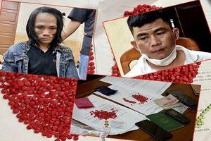 Quảng Bình: Bắt và thu giữ hàng nghìn viên ma túy tổng hợp