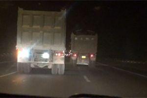 Theo vết xe tải Anh Đức 'thải bậy' đưa đất đi đổ tại điểm nghi vấn trái phép