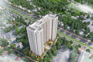 Bình Định: Khu nhà ở xã hội phía Tây đường Trần Nhân Tông đã có chủ đầu tư