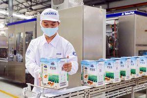 Vinamilk tiếp tục thuộc nhóm dẫn đầu trong top 50 doanh nghiệp niêm yết tốt nhất 2021 do Forbes Việt Nam công bố