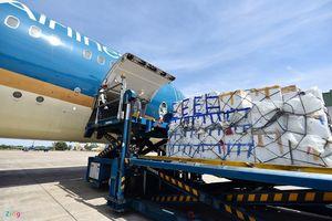Noibai Cargo tạm ứng cổ tức đợt 1/2021 bằng tiền mặt tỷ lệ 20%