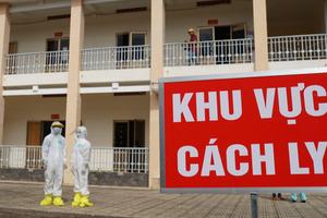 Phòng, chống dịch Covid-19: Hà Nội thành lập thêm 3 khu cách ly tập trung