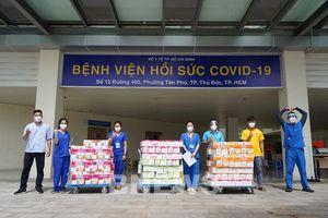 Vinamilk đóng góp 95 tỷ đồng cùng Chính phủ chống dịch COVID-19