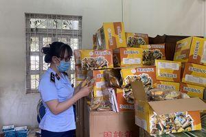 Gia Lai: Phát hiện 6.000 bánh trung thu không rõ nguồn gốc