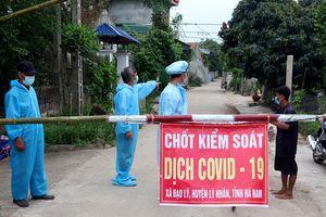 Các địa phương khẩn trương vào cuộc sau chấn chỉnh của Thủ tướng về phòng chống dịch
