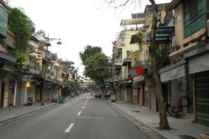 Video: Hà Nội vắng lặng và bình yên những ngày cách ly toàn xã hội