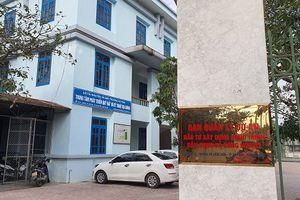 """Công an xác minh nghi án """"sân sau"""" vi phạm đấu thầu tại Hà Tĩnh"""