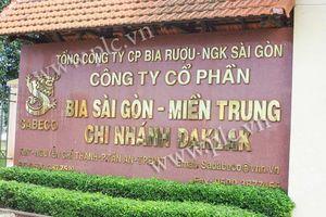 Lợi nhuận quí I/2021, Bia Sài Gòn - Miền Trung đạt 28,5 tỷ đồng