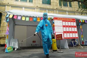 Công tác chuẩn bị cho ngày bầu cử trong điều kiện dịch bệnh Covid-19