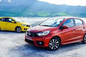 Đánh giá Honda Brio 2020: Tân binh hatchback hạng A có gì để cạnh tranh?