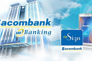 Sacombank: Nửa đầu năm 2021, lợi nhuận tăng gần 70%